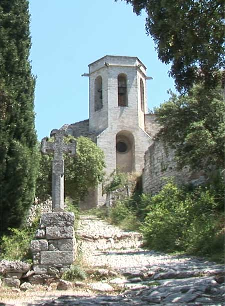 coll�giale Notre-Dame d'Alidon